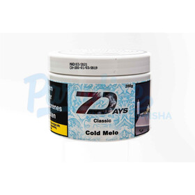 7Days Platin Cold Melo 200g