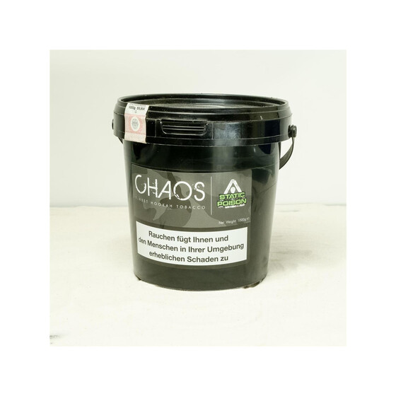 Chaos Static Poison 1kg