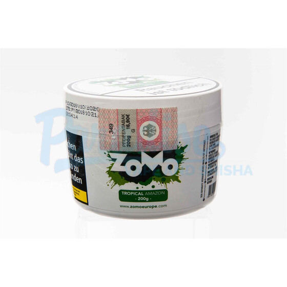 Zomo Tropical Amazon 200g