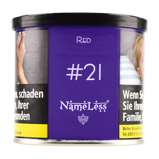 Nameless Tobacco #21 Red 200g