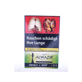Al Wazir Tobacco Bubble & Mynt 50g