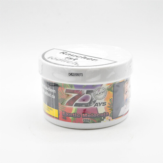 7Days Platin Exotic Melocuja 200g