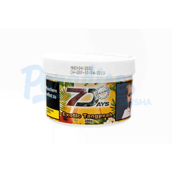 7Days Platin Exotic Tangpeah 200g
