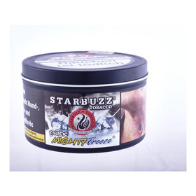Starbuzz Tabak 200g - Mighty Freeze