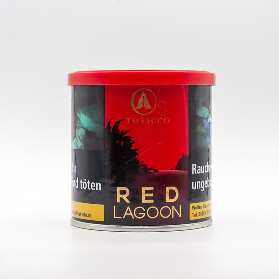 Os Tobacco Red Lagoon 200g