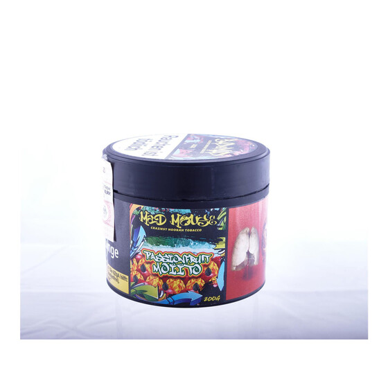 Mad Mouse Passionfruit Mojito 200g