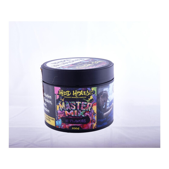 Mad Mouse Master Mix 200g