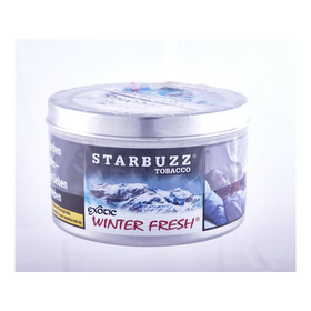 Starbuzz Tabak 200g - Winter Fresh