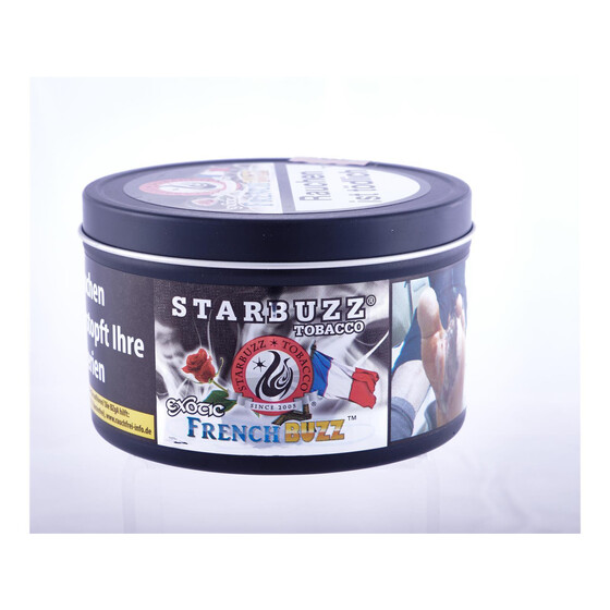 Starbuzz Tabak 200g - French Buzz