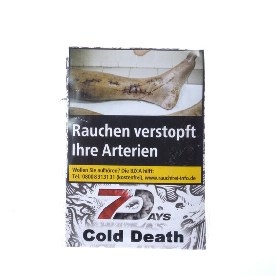 7 Days Classic - Cold Death - 20g