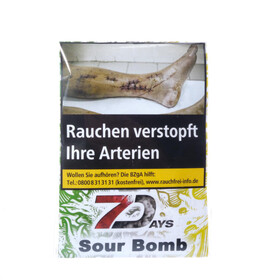 7 Days Classic - Sour Bomb - 20g
