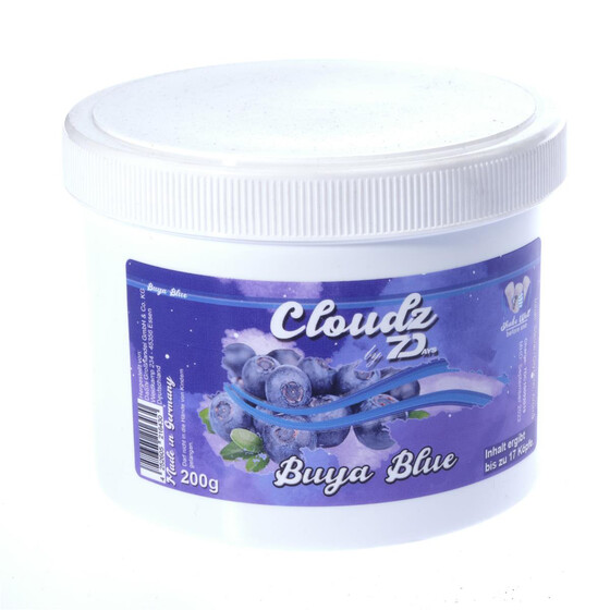 Cloudz by 7Days -  Buya Blue 200g