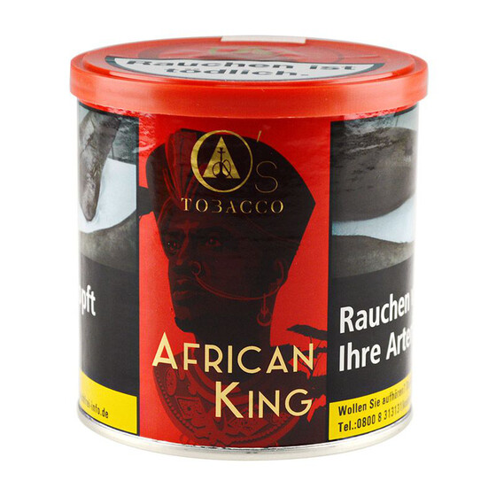 Os Tobacco African King 200g