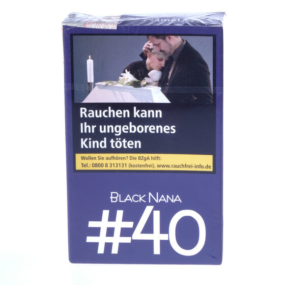 Nameless Tobacco #40 Black Nana 20g