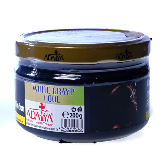 Adalya White Grayp Cool 200g