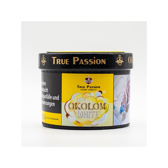 True Passion Okolom White 200g