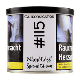 Nameless Tobacco #115 Californication 200g