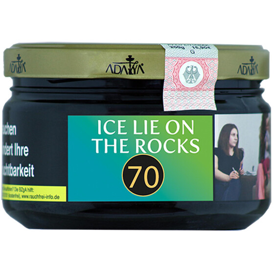 Adalya Ice Lie on the Rocks (70) 200g