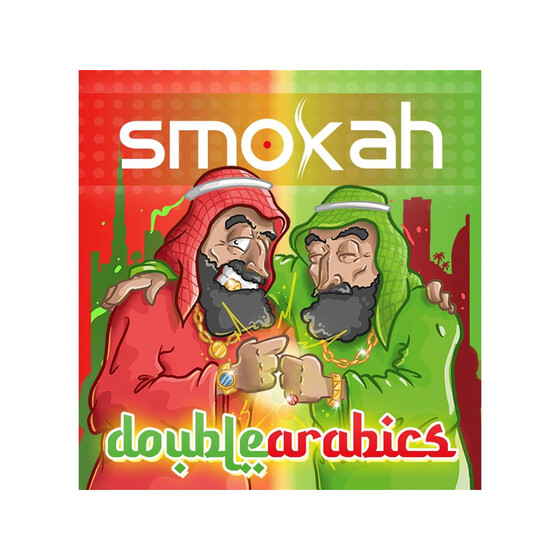Smokah Tobacco Double Arabics 200g