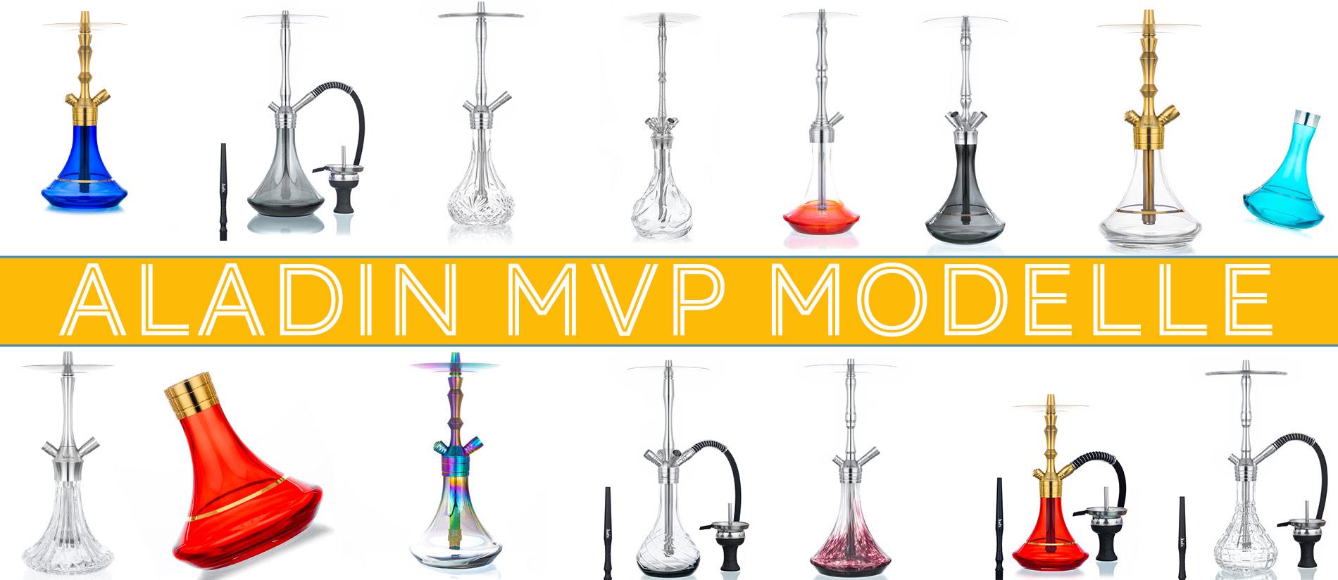 Aladin MVP Shisha´s