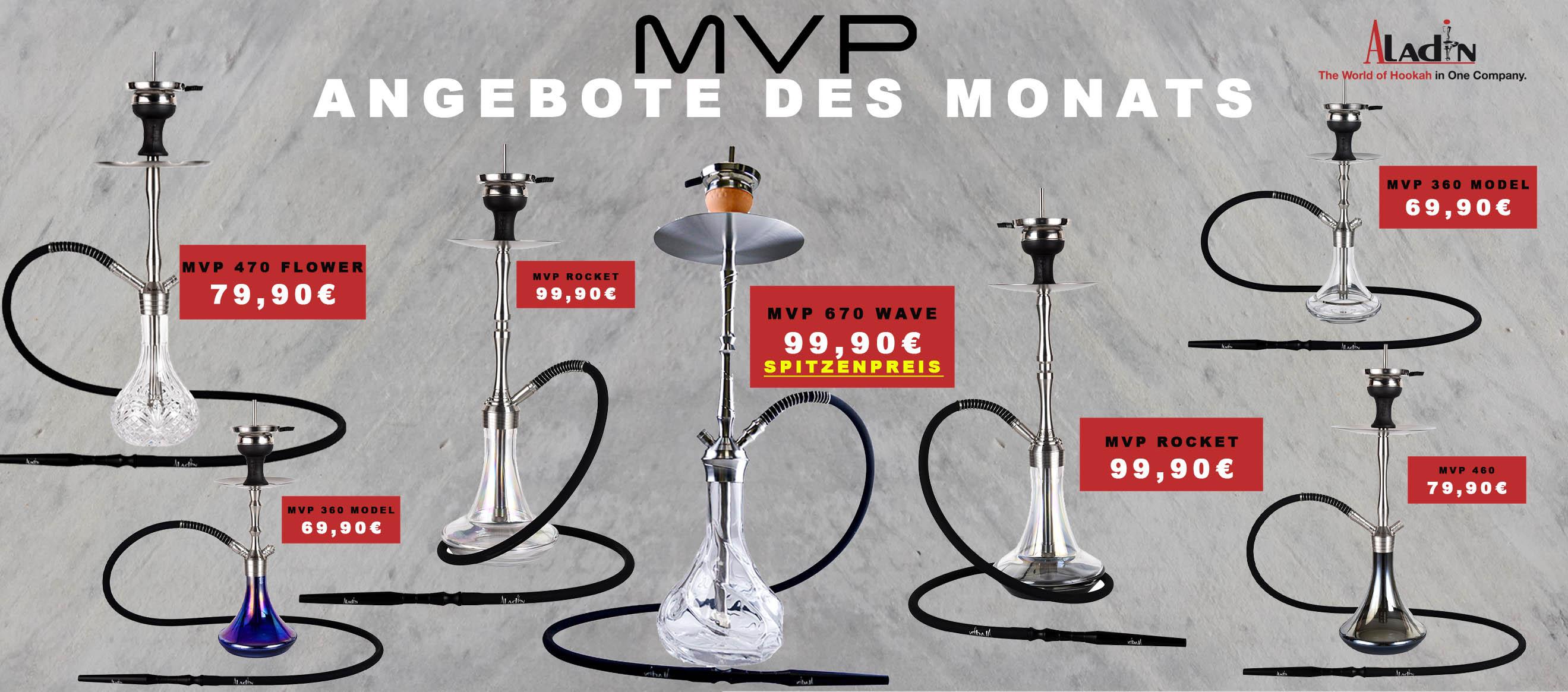 Aladin MVP Modelle